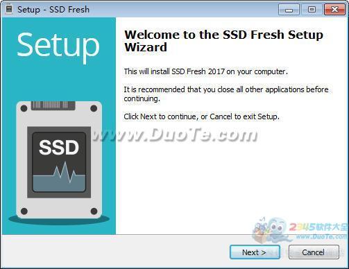 SSD Fresh 2017(固态硬盘优化软件)下载
