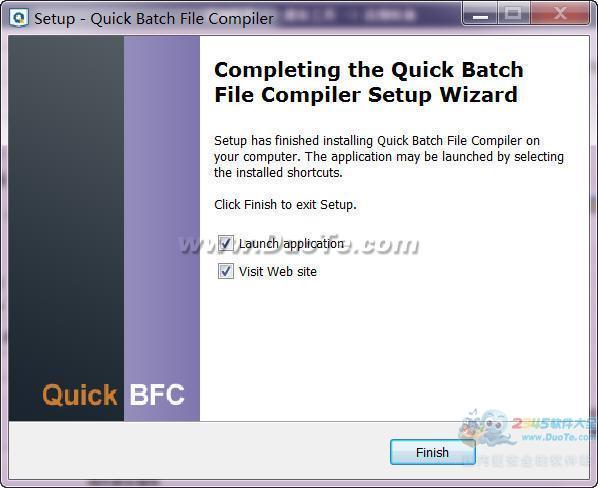 Quick Batch File Compiler下载