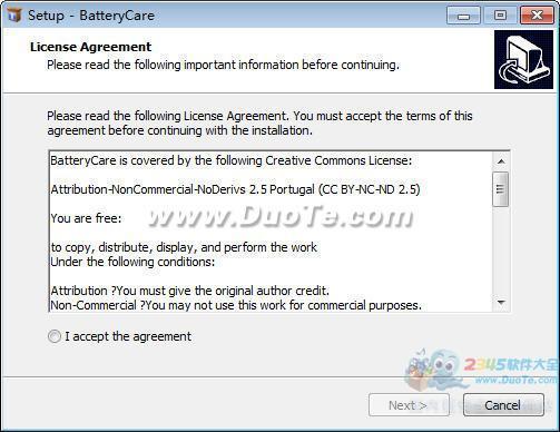 Portable BatteryCare下载