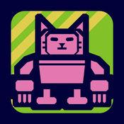 巨型机器人猫: 城市式破碎机