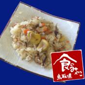 鸟取县大山糯米饭