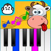 音乐游戏的宝宝 - 钢琴和木琴