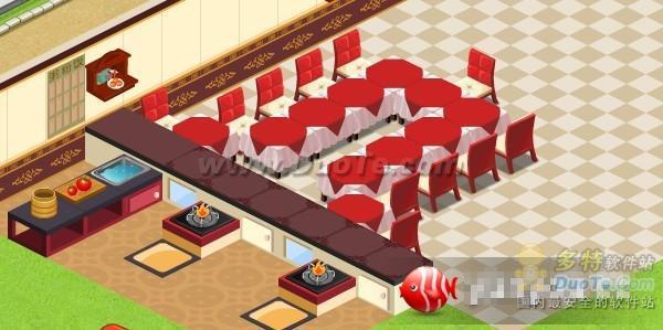 qq餐厅16级配餐秘籍_QQ餐厅1-22级最佳摆法+赚钱最快秘籍-多特图文教程