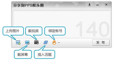 pps微博发布工具介绍