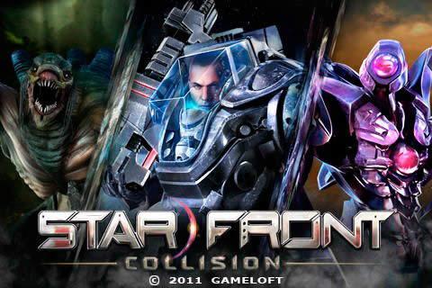 《星际前线:冲突》不完全攻略