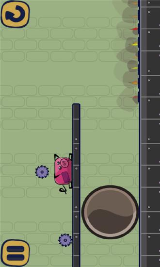 奔跑的像素猪软件截图2