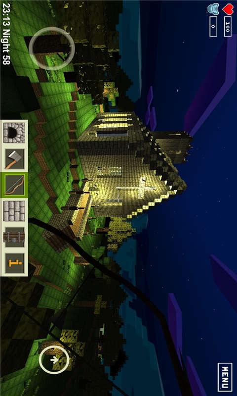 迷你沙盒-世界冒险软件截图0