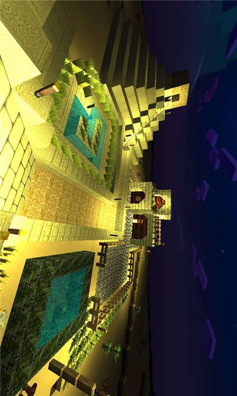 迷你沙盒-世界冒险软件截图2