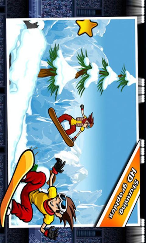 滑雪小子2软件截图0