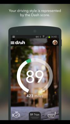 Dash智能驾驶软件截图0