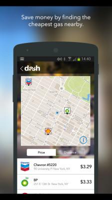 Dash智能驾驶软件截图2