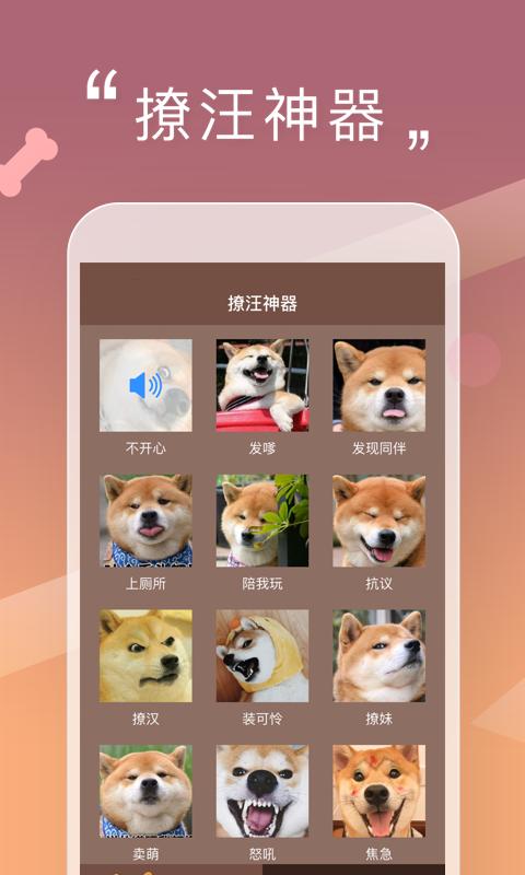 人狗交流器软件截图3