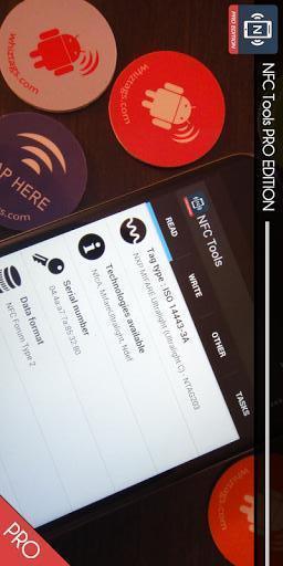 NFC Tools PRO软件截图0
