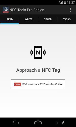 NFC Tools PRO软件截图1