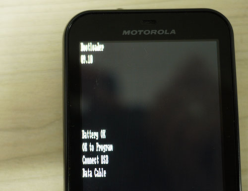 MOTO Defy+ 加入索尼引擎 APK汉化 Q大20120511最新版