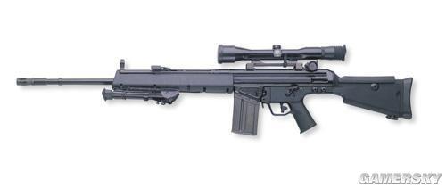 《狙击手:幽灵战士》四种狙击枪介绍