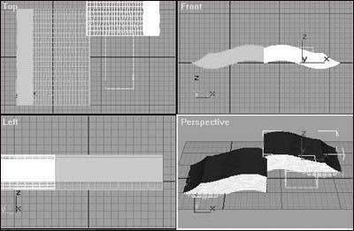 3DMAX精彩实例:你一本会翻页的