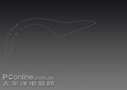 PS体现二维效果:鼠绘概念自行车