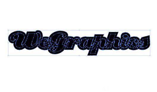 PS文字特效教程之制作优雅的雕刻艺术字