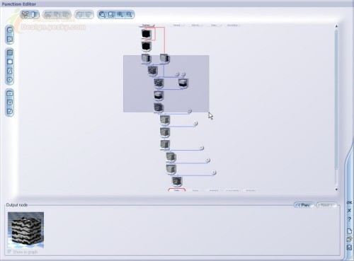 Vue 5 Esprit 高级教程之函数使用顶部工具栏