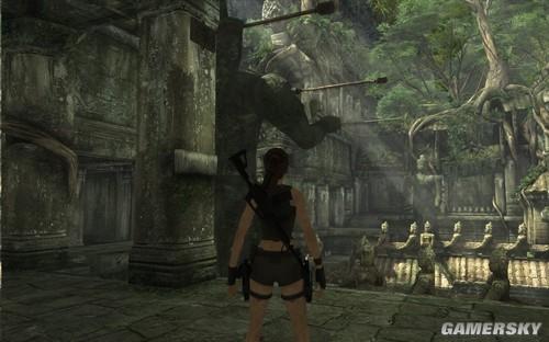 《古墓丽影8:地下世界》图文流程攻略第二关