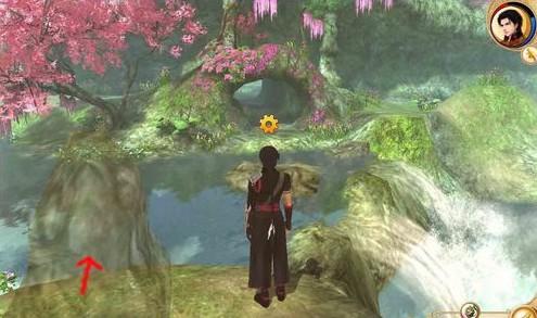 《古剑奇谭》图文攻略---雾灵山涧 (三)
