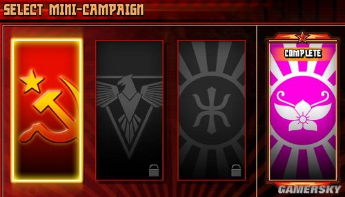 《红色警戒3:起义》超异能萝莉冒险记