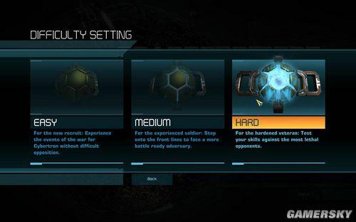 《变形金刚:赛博坦之战》图文攻略CHAPTER 1