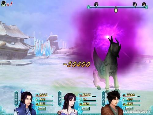 《仙剑奇侠传4》仙术和普攻最大化伤害图文攻略