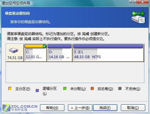 辞退Ghost让强悍的ADDS全面接管磁盘管理(5)