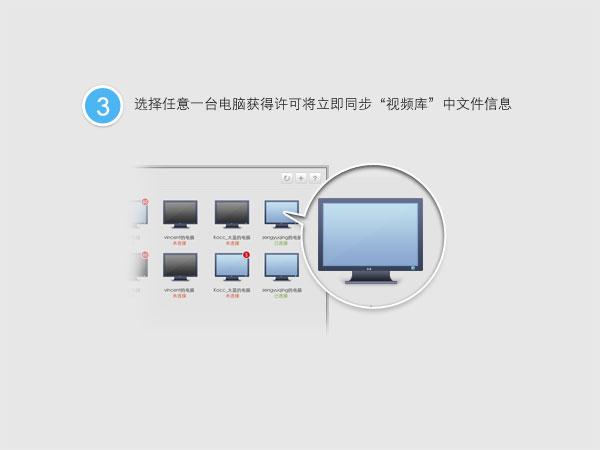 迅雷共享文件如何同步到iPad