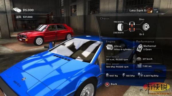 《无限试驾2》新手车辆选择技巧