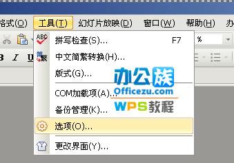 巧设WPS幻灯片,禁止被他人修改