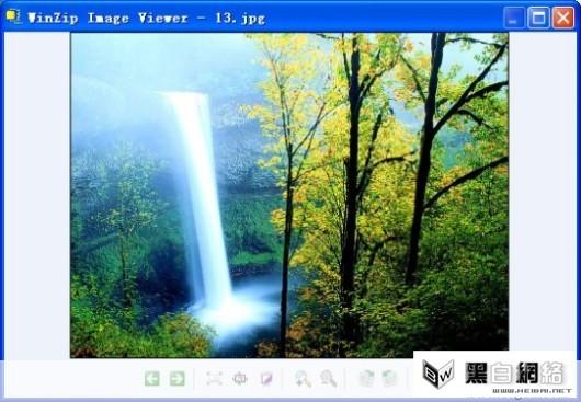 用WinZIP不解压也能浏览图片