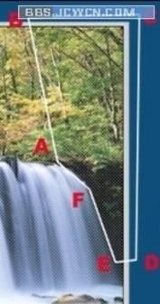 flash制作壮观瀑布