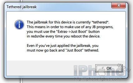 iPhone4 iOS 6 Beta 3不完美越狱