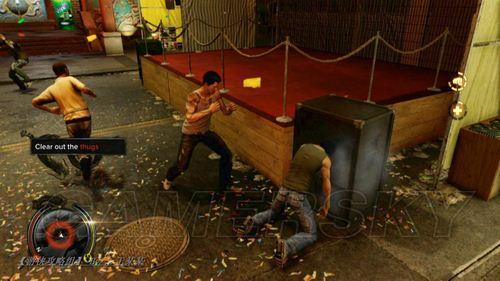 《热血无赖》黑帮任务游戏攻略