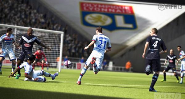 FIFA13更改比赛时间与跳过过场动画的办法