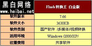 Flash转换王使用手册