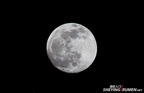 中秋将至 教你拍摄完美的圆月