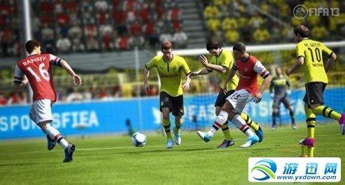 《FIFA13》如何更改比赛时间及跳过过场动画