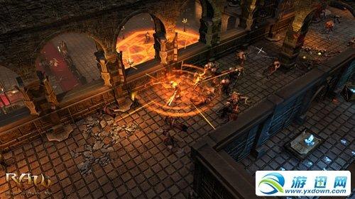 《R.A.W.古域之战》游戏配置需求