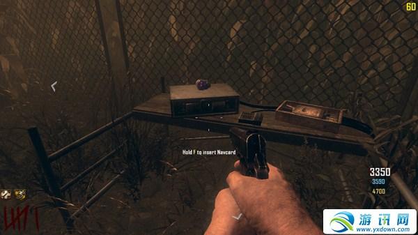 《使命召唤9》隐藏控制台配件地点