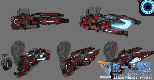 《变形金刚:塞伯坦陨落》新武器介绍篇