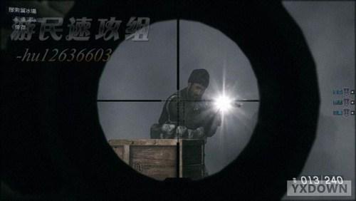《荣誉勋章:战士》第十一关图文攻略