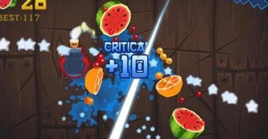 《水果忍者》游戏攻略图文详解(一)