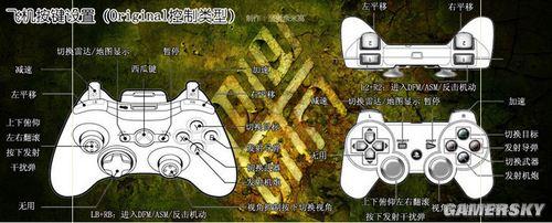 《皇牌空战7:突击地平线》图文流程攻略:按键设置