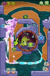 《鳄鱼小顽皮爱洗澡》之塞得过满:毒力发电