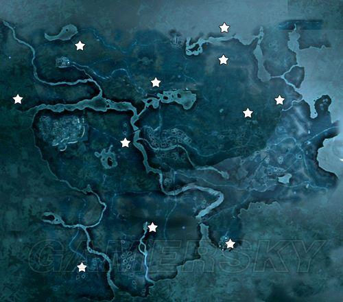 《刺客信条3》老独角任务之渥寇特堡垒