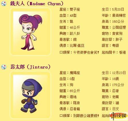 《大富翁8》新旧角色及隐藏角色介绍